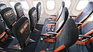 Flyer Beware: EasyJet A320 Economy Class Review   Prague - Gatwick - Munich