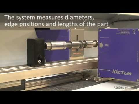 <strong>PROFILAB.X40</strong><br />Automatic laser measuring station