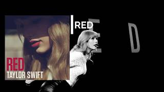 Taylor Swift   RED (Audio Official)