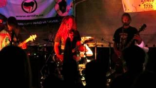 Video Choked by own vomits - Selefest 2013 - Dolní Chčij