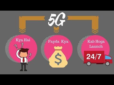 5G Aur India: Kab, Kahan, Kaise?