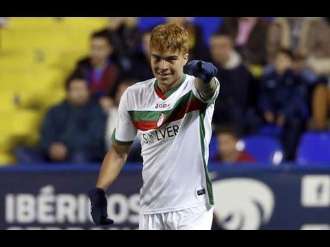 "Adalberto Peñaranda ► | ""El Niño del Balazo"" | By Football Highlights - 2016"