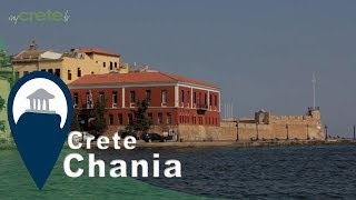 Crete   The Nautical Museum in Chania Old Port