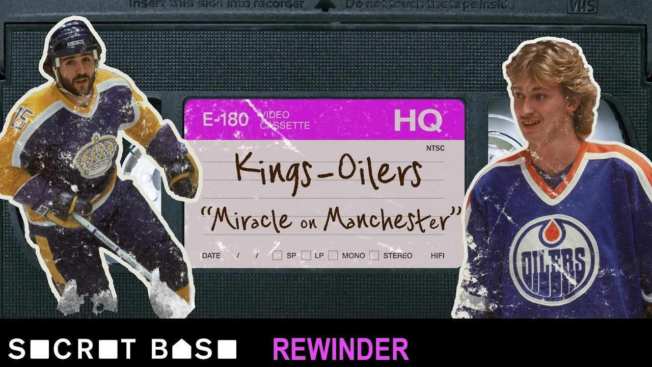 The Los Angeles Kings' impossible comeback against Gretzky's Edmonton Oilers deserves a deep rewind thumbnail
