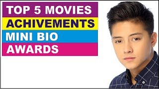 Award Winning Actor ★ Daniel Padilla ★ Mini-Bio ★ Career Achievements & Awards ★ Top Rated Movies