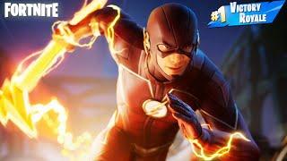 Early Flash Skin Gameplay in Fortnite! (Fortnite Flash Skin)