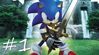 Прохождение Sonic and the Black Knight (Wii) #1 - Misty Lake