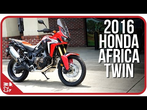 2016 Honda Africa Twin | First Ride