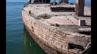 Железобетонный флот: почему такие корабли не тонули и кому они понадобились