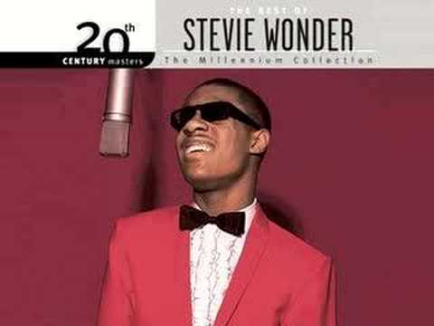 Stevie Wonder - I Was Made To Love Her video