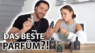 Top 5 Männer Parfüms - Maddy bewertet meine Düfte!