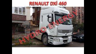 Renault 460 DXİ Çekici Hidrojen Yakıt tasarruf cihazı montajı.