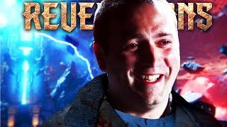 JASON BLUNDELL REVELATIONS TEASERS: THE END, MONTYS SCARF, ASCENSION BALD MAN & MORE! (COD XP Panel)