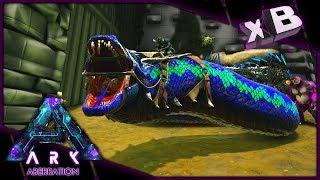 Mega Basilisk Tame! :: Modded ARK: Aberration :: E07