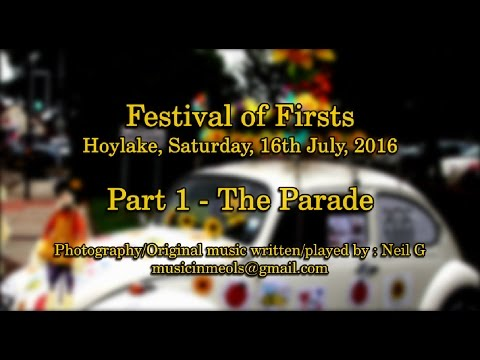 Festival of Firsts video 5