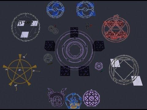 Fma Alchemy Datapack Minecraft Mod