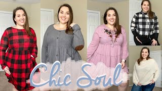 Chic Soul: Worth The Price? Plus Size Boutique Try On Haul| Sarah Rae Vargas
