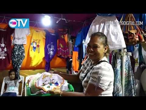Masaya esta de fiesta con noches culturales en el Mercado de las Artesanias
