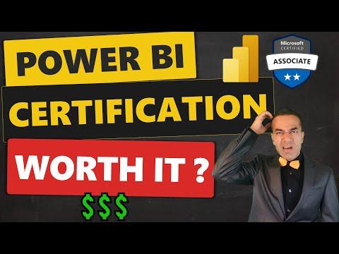 Is Power BI Certification Worth It? (Exam DA-100 / Exam 70-778 ...