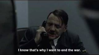 Hitler phones Stalin