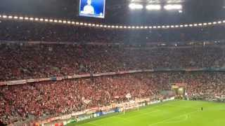 preview picture of video 'Bayern - Manchester City - die Aufstellung'