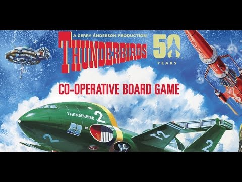 The Purge: # 874 Thunderbirds: A cooperative game by the designer of Pandemic with a license from 50 years ago: you know, a sure thing!