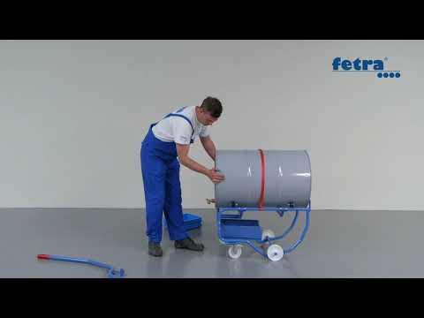 Fetra Tropfölwanne für Fasskipper 2015/2016-youtube_img