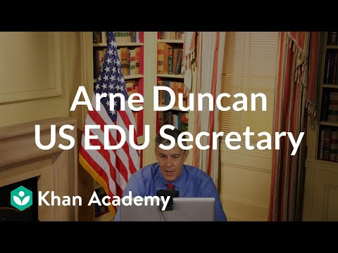 A thumbnail for: Khan Academy and beyond