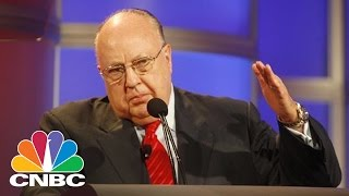 Short List For Roger Ailes Replacement At Fox News   CNBC