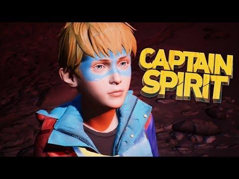 Captain Spirit | Začátek Malého Superhrdiny | #1 | České titulky | 1080p