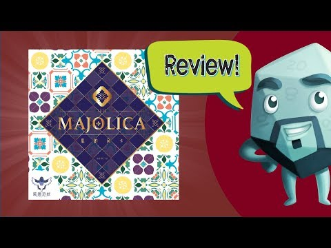 Majolica Review - with Zee Garcia