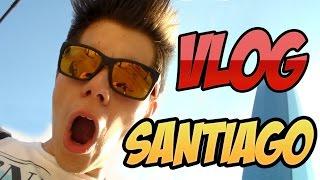 preview picture of video 'VLOG EN SANTIAGO! | PARQUE ARAUCANO | CERRO SAN CRISTOBAL!'