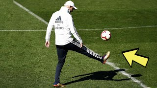 Zidane Crazy Skills & Freestyle