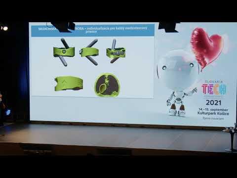Od medicínskej 3D tlače k výrobným nemocniciam