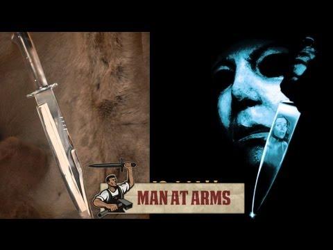 Michael Myers Bowie Knife (Halloween)