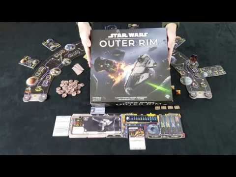 Learn to Play - Star Wars: Outer Rim