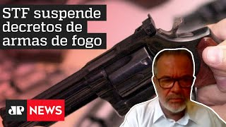 Raul Jungmann: 'As pessoas podem transformar suas casas em fábricas de munições'