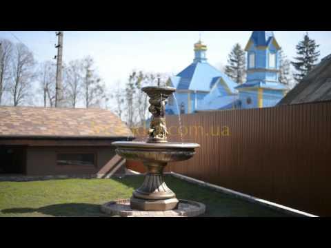 """Видео к Фонтан """"Леокадия"""" (мальчик с корзинкой) арт. 806 №1"""