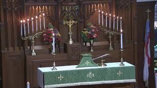 October 25, 2020 Liturgy of the Word