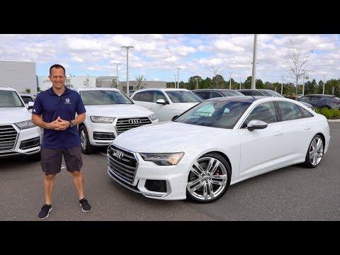 External Review Video 9pgIiw3LyWM for Audi S6 Sedan & S6 Avant Wagon (C8)