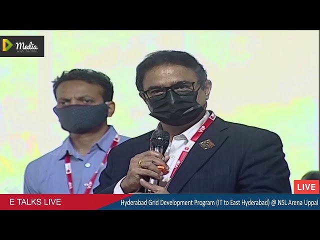 Bharani Aroll President HYSEA