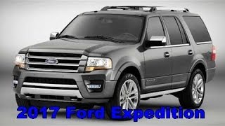 2017 Ford Expedition Platinum 4x4 Ecoboost In Depth Detailed Review
