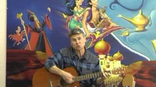Юрий Савченко - муз. пародия на песню Червона рута