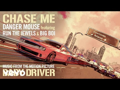 Chase Me (2017) (Song) by Danger Mouse, Big Boi,  and Run The Jewels