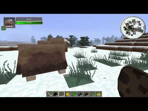 50+ НОВЫХ МОБОВ МАЙНКРАФТ   Обзор Minecraft Мода
