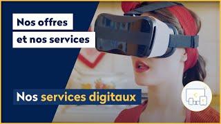 Nos Services Digitaux | La Banque Postale