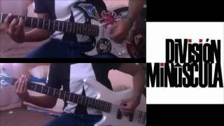 División minúscula Cursi cover instrumental