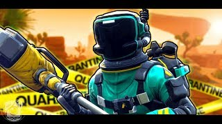THE HAZARD AGENT STORY - A Fortnite Short Film - Video Youtube