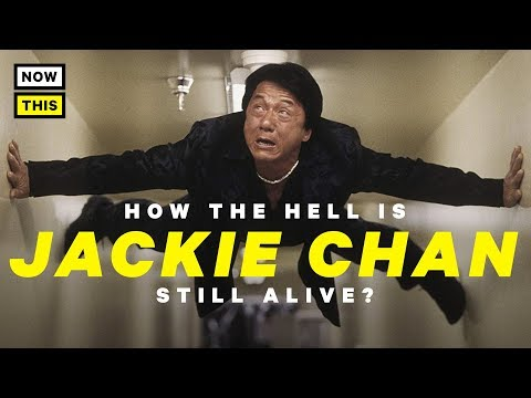 How the Hell is Jackie Chan Still Alive? | NowThis Nerd