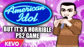 American Idol but it